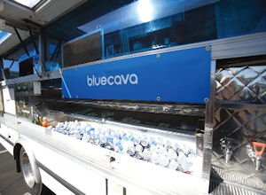 BlueCava food truck